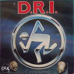 DRI - Crossover - LP
