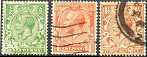 BRITANSKE KOLONIJE 1929 - Poštanske marke - 0092