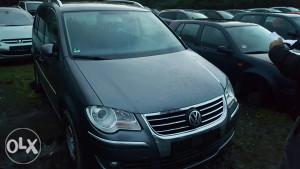 VW Touran 2.0 125 kw 2007 god.Dijelovi