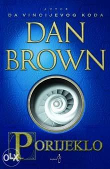 Knjiga: Porijeklo, pisac: Dan Brown, Književnost, Romani, Triler