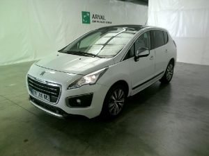 U DOLASKU-Peugeot 3008 ALLURE 1,6 e-HDI 115KS BVM6