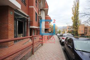 Poslovni prostor 23m2 u ulici Džidžikovac, Centar