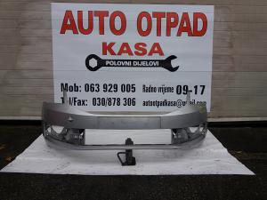 Skoda octavia Facelift 2017 Prednji branik