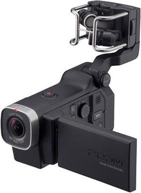 Zoom Videokamera Q8