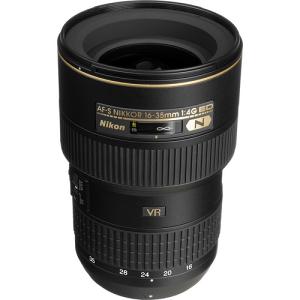 Nikon lens AF-S 16-35mm f / 4G ED VR