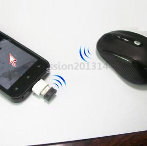 USB - Micro USB OTG adapter