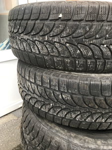 Gume 225/65R17 Bridgestone 8mm