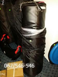 Vreća za boks 30kg i rukavice za boks + bandaže