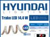 LED TRAKA/TRAKE 14,4 W