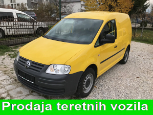 Vw caddy model 2008god.