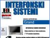 Video interfon/portafon GRAND