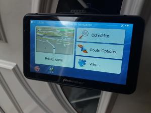 """GPS NAVIGACIJA 7"""" IGO KAMIONSKA NAVIGACIJE AUTO BUS"""