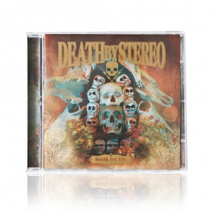 Death by Stereo - Death for Life - CD