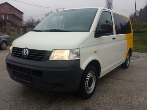 VW T5 2.5 TDI 96 KW 2007 god.