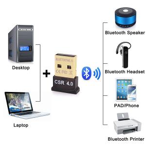 Bluetooth 4.0 USB adapter NA STANJU blutut