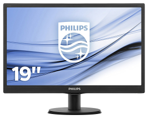 """Monitor PHILIPS 19"""" 193V5LSB2/10 (5621)"""