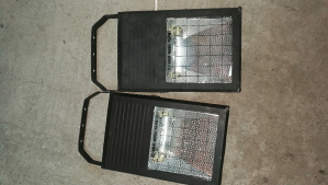 Metal halid reflektor