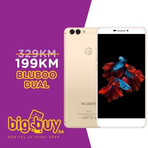 BLUBOO DUAL 2GB/16GB - www.BigBuy.ba