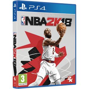 NBA 2K18 (PlayStation 4 - PS4)
