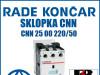 Sklopka/Sklopke CNN 25 00