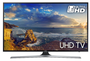 SAMSUNG UltraHD Smart TV 43MU6122