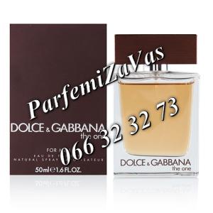 Dolce & Gabbana The One 50ml EDT ... M 50 ml