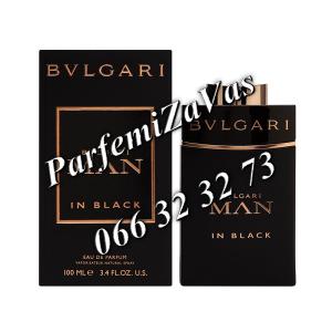 Bvlgari Man In Black 150ml EDP ... M 150 ml