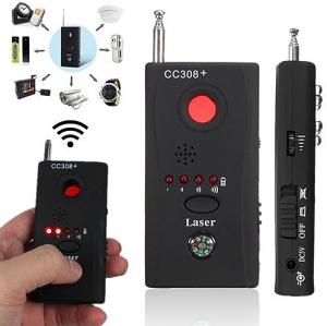 Detektor špijunskih uređaja prisluškivača i bubica