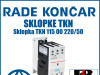 Sklopka/Sklopke TKN 115 00 220/50