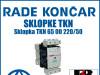 Sklopka TKN 65 00 220/50- Za uličnu rasvjetu