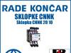 Sklopka/Sklopke CNNK 20 10