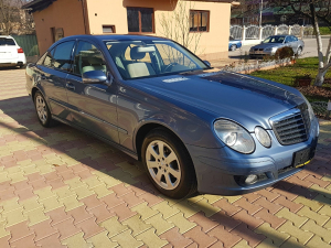 Mercedes E200 CDI FACELIFT