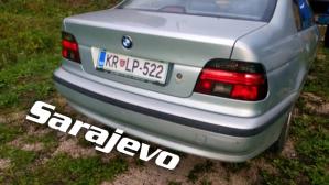 DIJELOVI BMW e39 523 automatik steptronic