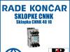 Sklopka/Sklopke CNNK 40 10