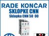 Sklopka/Sklopke CNN 50  00