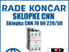 Sklopka/Sklopke CNN 70 00 220/50