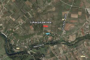 Prodaje se zemljište u Kosoru 2455 m2