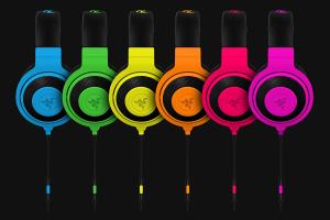 Razer Kraken Mobile Headset Neon Yellow