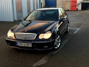 Mercedes C220 2006 Sport Edition