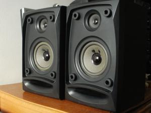 Sansui zvučnici MS-3955