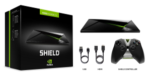 NVIDIA SHIELD TV Pro 4K (2015) 500GB