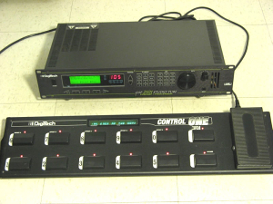 Digitech GSP 2101 Studio Tube - Gitarski Processor Rez#
