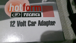 Tehnički Hotform 12 V naponski adapter za zagrijavanje