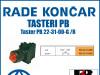 Taster/Tasteri PB 22-31-00-G /R
