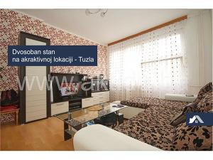 Dvosoban stan na akraktivnoj lokaciji, Tuzla