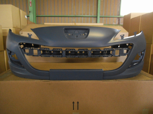 Peugeot 207 BRANIK NOV Facelift 2009 - 2012