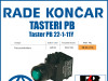Taster/Tasteri PB 22-1-11Y