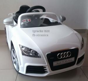 Auto autic na akumulator sa daljinskim AUDI