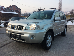 NISSAN X-TRAIL COLUMBIA 2.2 dCi 100 KW 2007 god