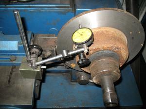 Obrada tokarenje ravnanje  kočionih diskova Sarajevo